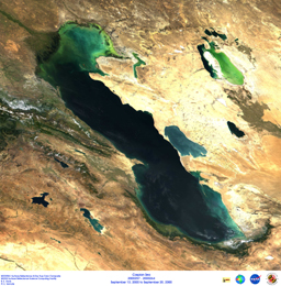 Caspian Sea 2000