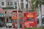 Double deck bus, Beverly Hills, by QH