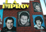 The Improv - Melrose Ave, Hollywood - by QH