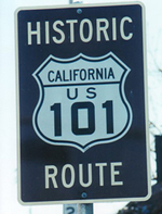 Historic Route 101 - by QH